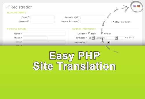 PhpTranslate