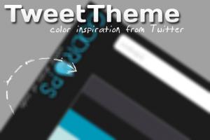 TweetTheme