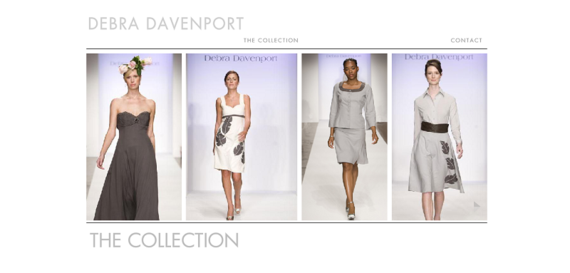 debradavenport_com_collection_htmlDebra Davenport
