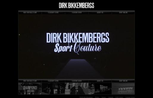 www_bikkembergs_com_Dirk Bikkembergs Online Flagship