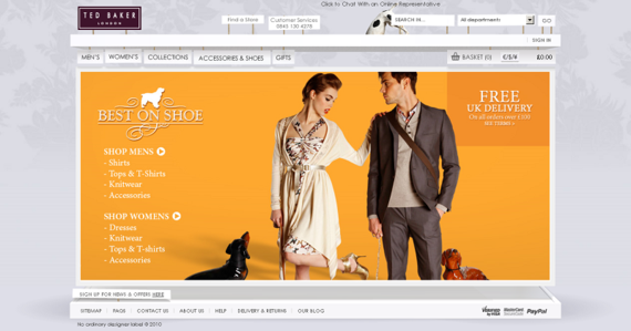 www_tedbaker_com_Ted Baker Menswear and Women's Clothing