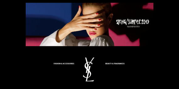 www_ysl_com_Yves saint Laurent - YSL - Online Shop