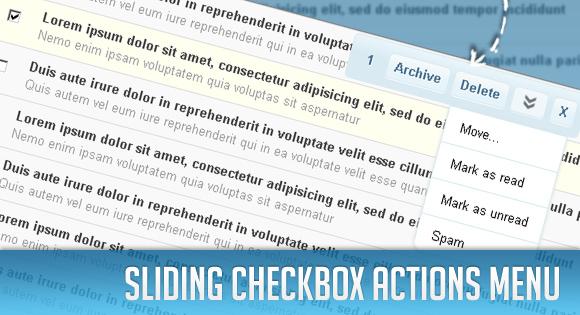 checkboxActions
