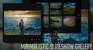 MinimalisticSlideshowGallery