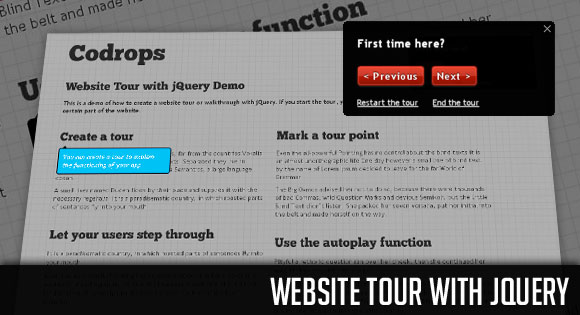 websitetour