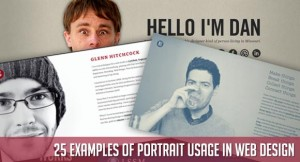 PortraitUsageWebdesign