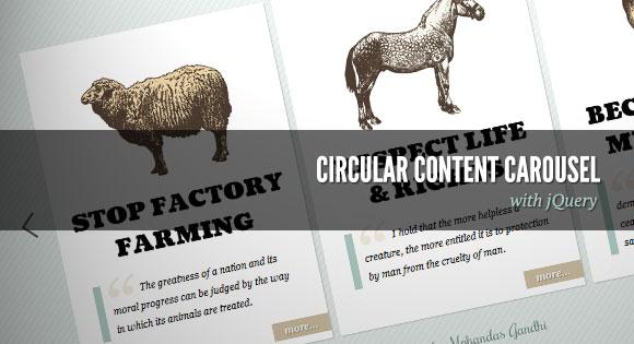 CircularContentCarousel