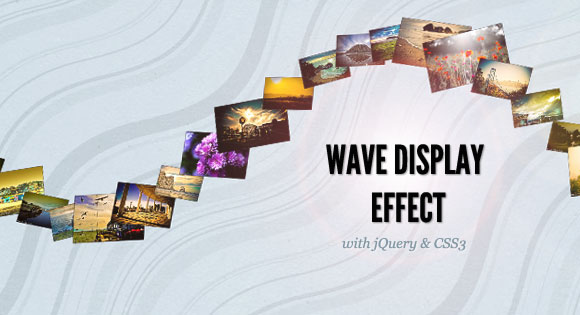 WaveDisplayEffect