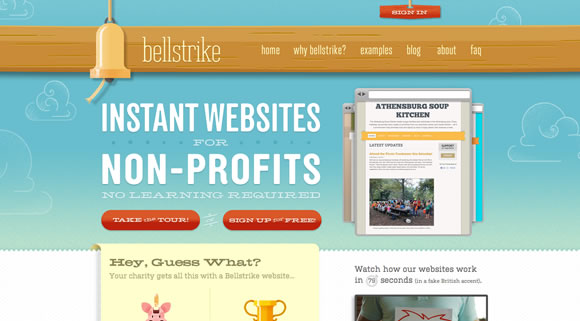 Emphasis in Web Design