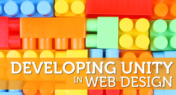Developing Unity in Web Design
