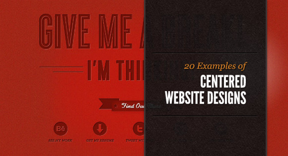 CenteredWebsiteDesigns