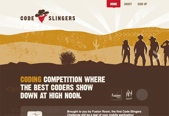 http://www.codeslingerschallenge.com/