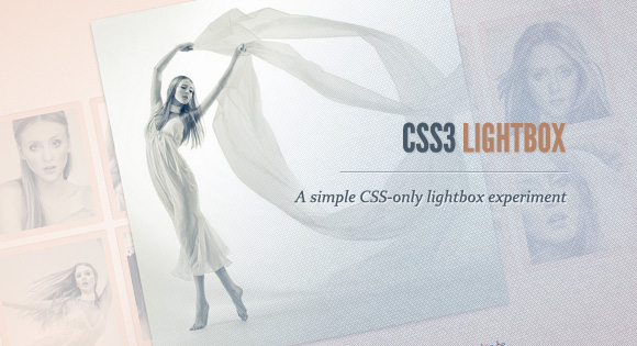 CSS3Lightbox