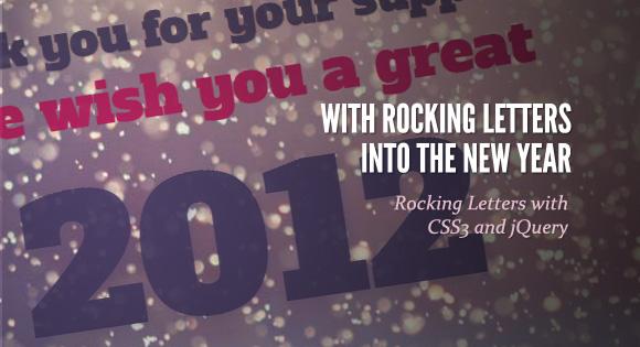 RockingLetters