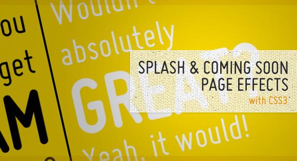 SplashComingSoon