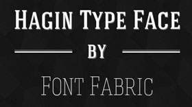 Hagin-Font