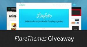 FlareThemes Giveaway