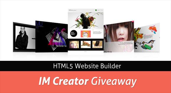 IM Creator Giveaway