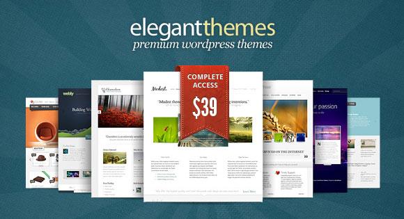 ElegantThemes Giveaway