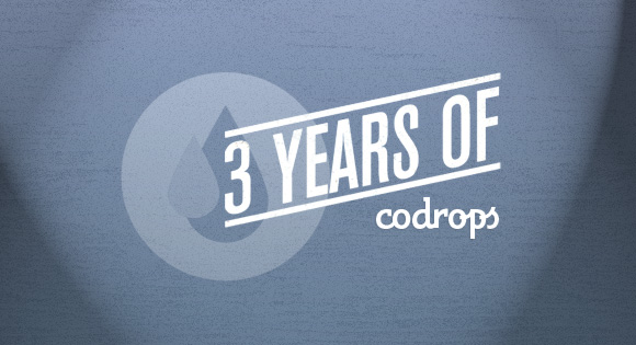 3 Years Of Codrops