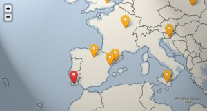 Real-Time Geolocation Service with Node.js