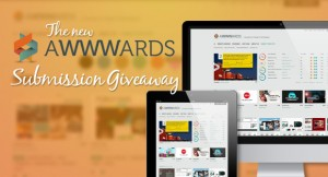 Awwwards Submission Giveaway