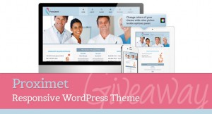 Responsive WordPress Theme Giveaway