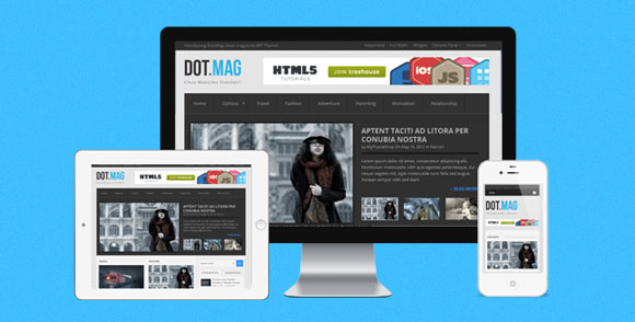 dotmag-theme