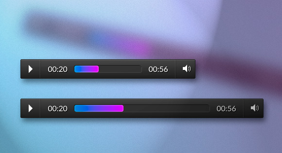Audio Player: Responsive & Touch-Friendly