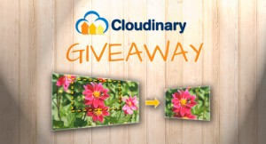Cloudinary Giveaway