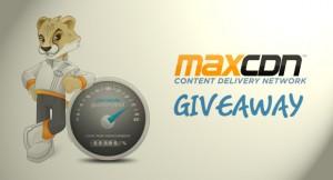 MaxCDN Giveaway