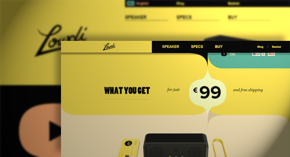 Creative Layouts and Interactions in Web Design