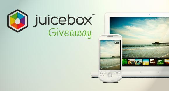 Juicebox Giveaway
