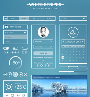 Collective96_whitestripes