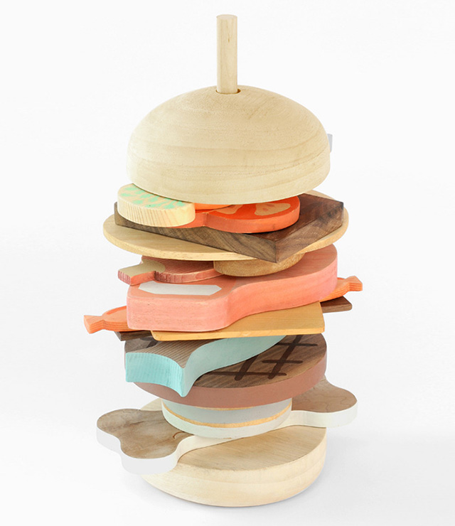 hamburger-stack