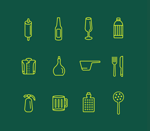 Collective152_KitchenIcons