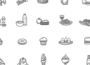 Collective163_foodieicons