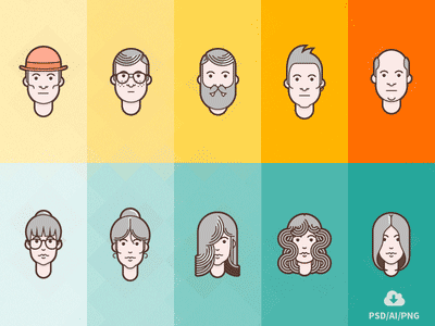 Collective165_Avatars