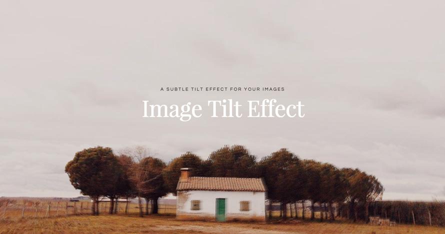 ImageTiltEffect01