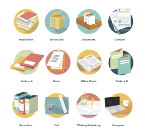 Collective189_officebusinessiconpack