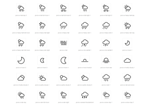 Collective195_weathericons