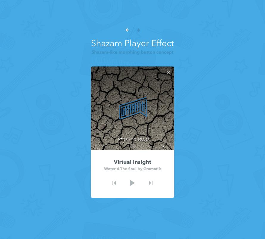 Shazam_Player