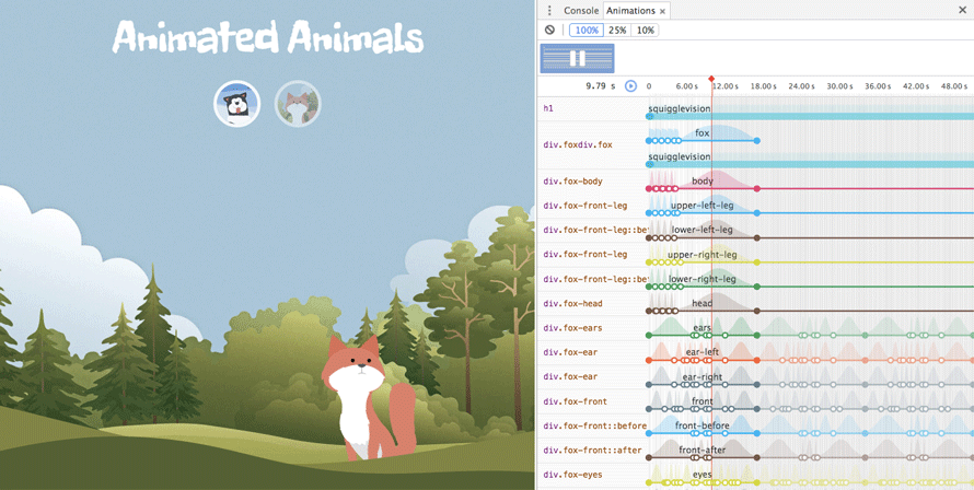 AnimatedAnimals_Timeline