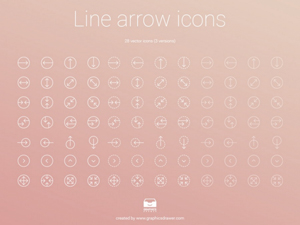 Collective210_linearrowicons