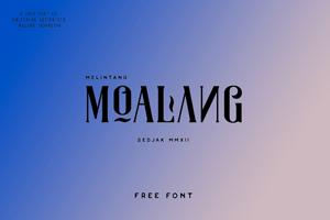Collective222_FreeFontMoalang