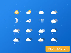 Collective241_WeatherIcons