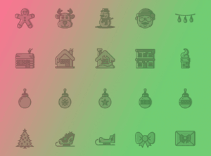 collective265_100christmasicons