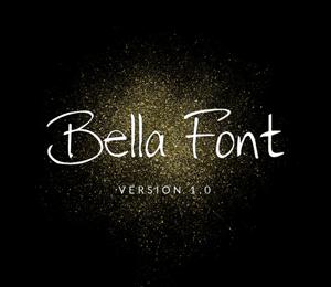 C292_BellaFont