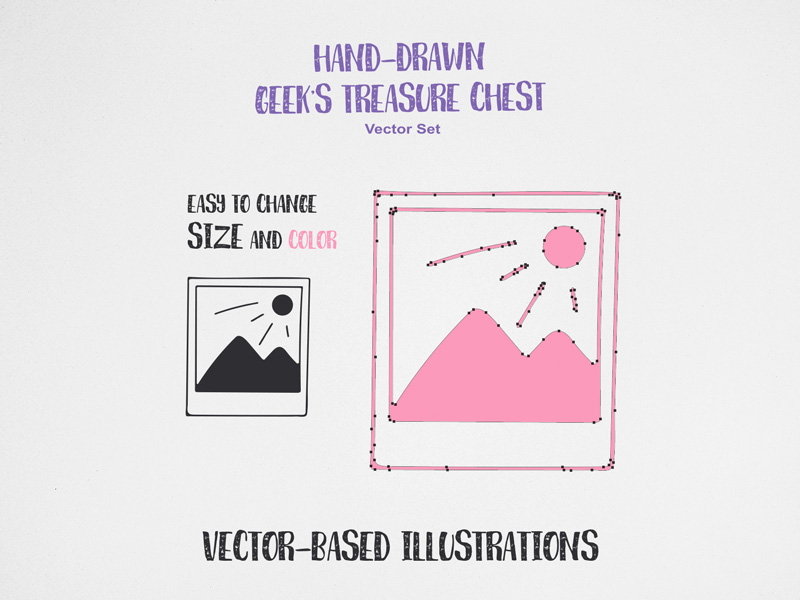 HanddrawnGeeksTreasureChest_slide-1@2x