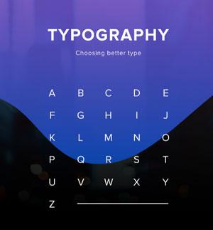 C305_Typography